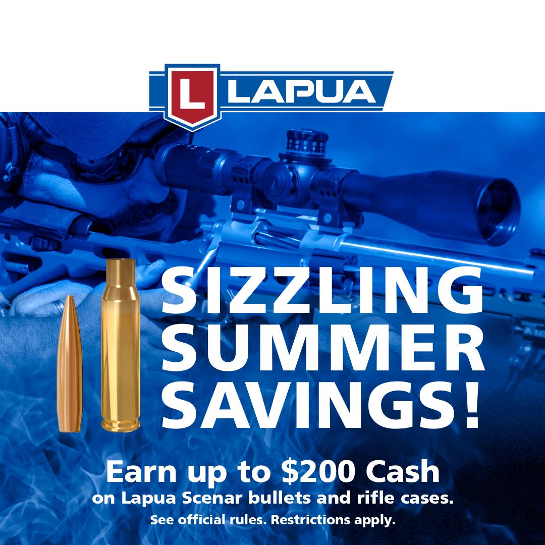 Lapua Sizzling Summer Rebate