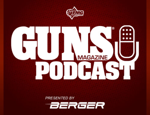 Berger's Bryan Litz and Emil Praslick on Guns Magazine Podcast