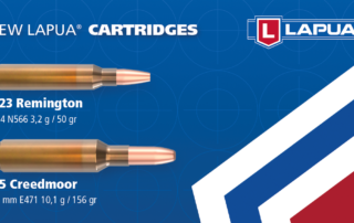 Lapua introduces new Naturalis and MEGA hunting cartridges