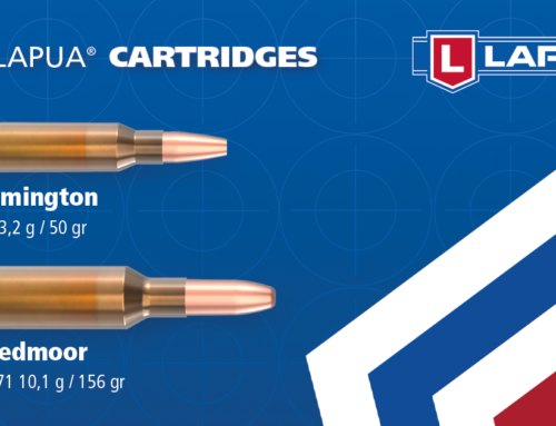 Lapua Introduces New Naturalis and MEGA Hunting Cartridges