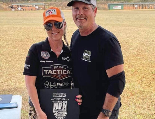 Team Berger Shooter Missy Gilliland Wins with Berger Hybrid Bullets