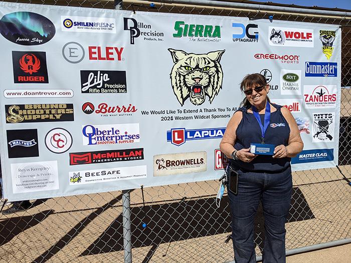 Nancy Tompkins - 2021 Western Wildcat
