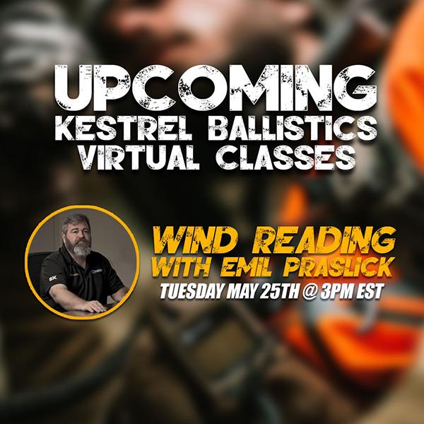 Emil Virtual Wind Reading Event