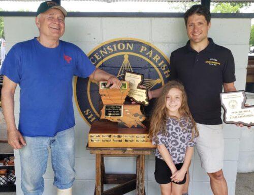 Team Berger's Dustin Flint Wins Louisiana Silhouette Championship