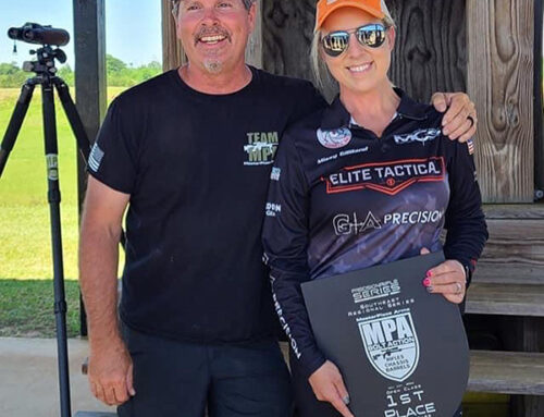 Berger's Missy Gilliland Wins Master Piece Arms PRS Match