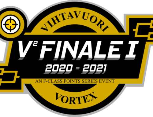 Vihtavuori Official Sponsor of the F-Class Point Series