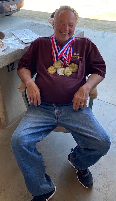 Team Berger Murdica Wins California State Championship