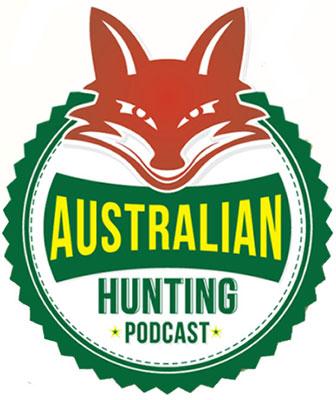 Australian Hunting Podcast Logo
